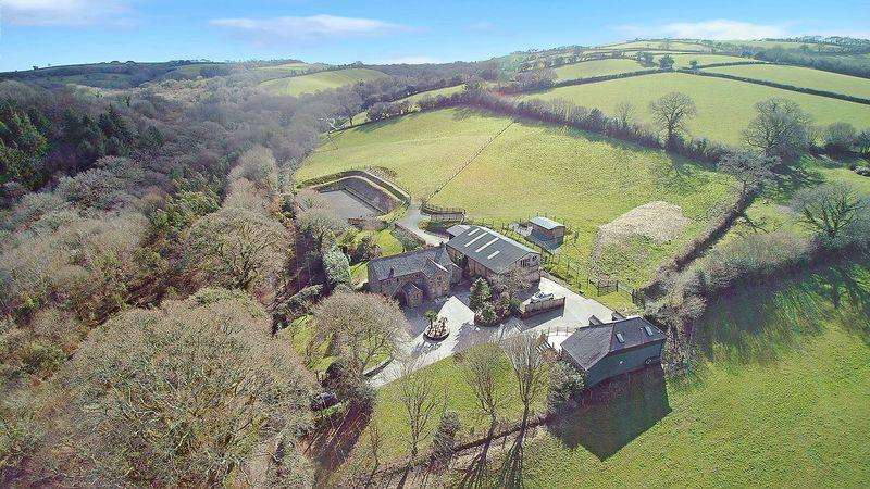 6 Bedrooms Detached House for sale in Liskeard, Cornwall