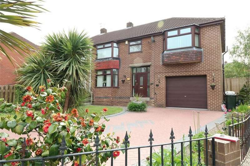 4 Bedrooms Semi Detached House for sale in Brecks Lane, Breck, Rotherham, South Yorkshire