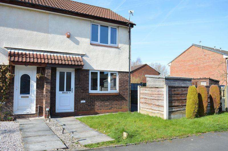 1 Bedroom Semi Detached House for sale in Spawell Close, Lowton, WA3 2TF