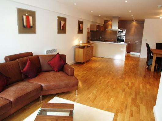 2 Bedrooms Apartment Flat for sale in 1 Lower Ormond Street, Manchester M1