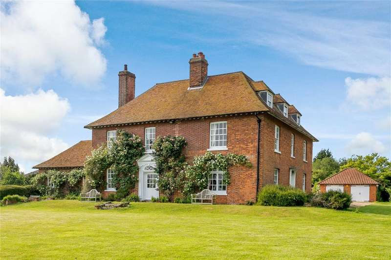 6 Bedrooms Detached House for sale in Colchester Road, Layer Breton, Colchester, Essex