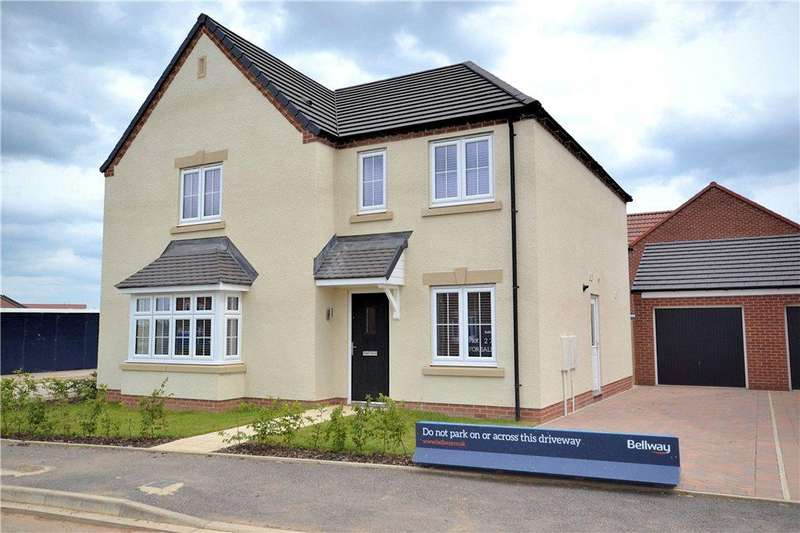 4 Bedrooms Detached House for sale in Conyers Green, Yarm, Stockton-On-Tees