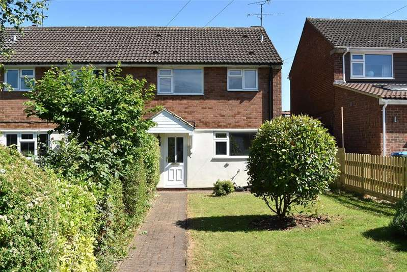 3 Bedrooms Semi Detached House for sale in Station Road, Winslow