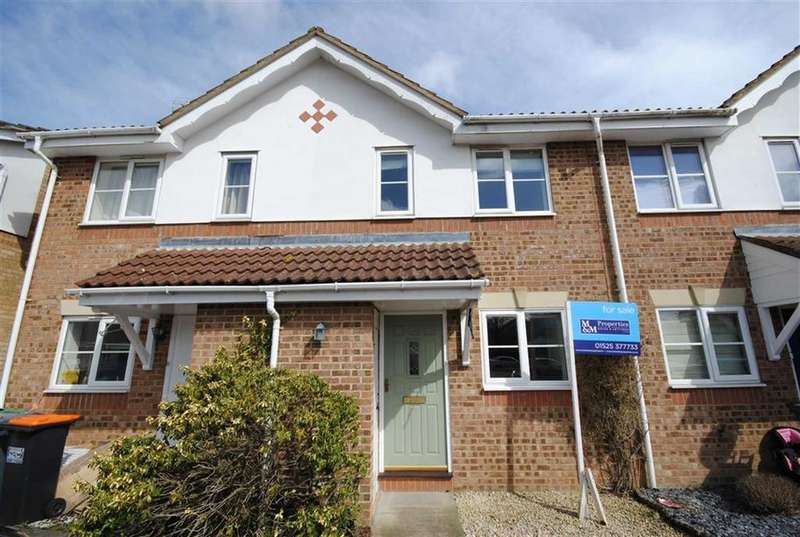 2 Bedrooms Terraced House for sale in The Maltings, Leighton Buzzard