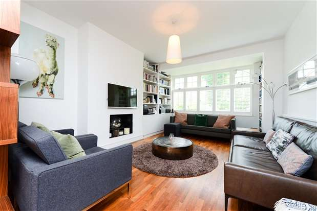 4 Bedrooms Terraced House for sale in Rosendale Road, Dulwich