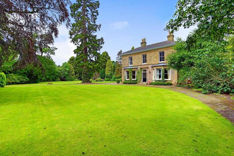 6 Bedrooms Country House Character Property for sale in Highgate, Leverton, Boston PE22
