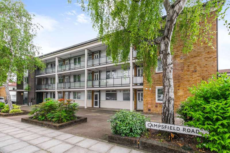 1 Bedroom Flat for sale in Campsfield Road, Hornsey, N8
