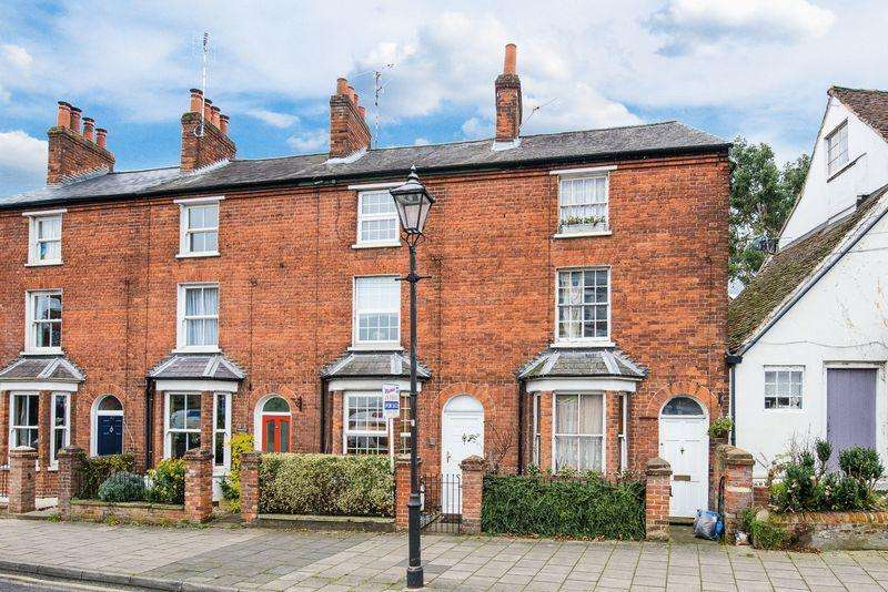 3 Bedrooms Town House for sale in Whitehall Street, Aylesbury