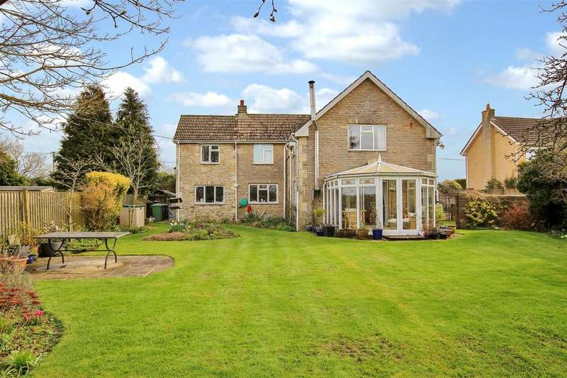 4 Bedrooms Detached House for sale in Bradford Leigh, Bradford-On-Avon