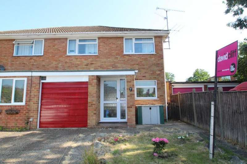 4 Bedrooms Semi Detached House for sale in Fairfax, Bracknell, RG42