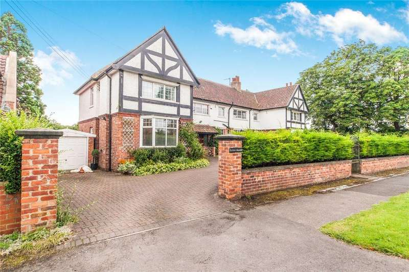 7 Bedrooms Semi Detached House for sale in Darlington Road, Elton