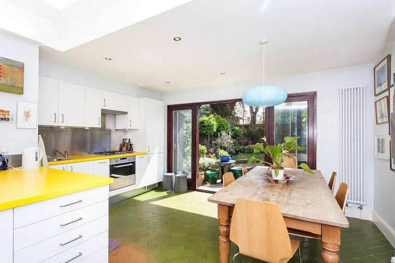 3 Bedrooms House for sale in Windsor Road, Holloway, London, N7