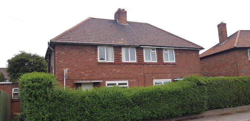 2 Bedrooms Semi Detached House for sale in Birkhall Road, Thorntree