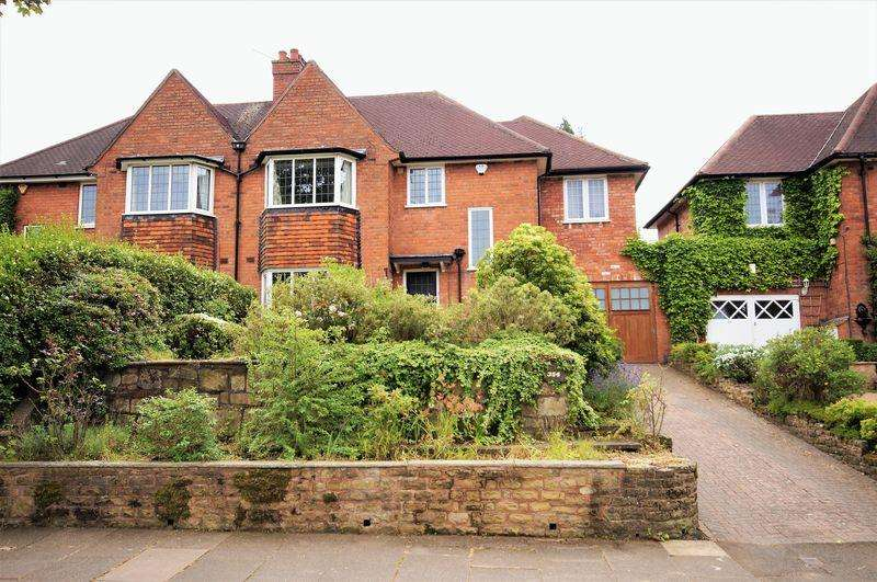 5 Bedrooms Semi Detached House for sale in Heath Road South, Bournville, Birmingham
