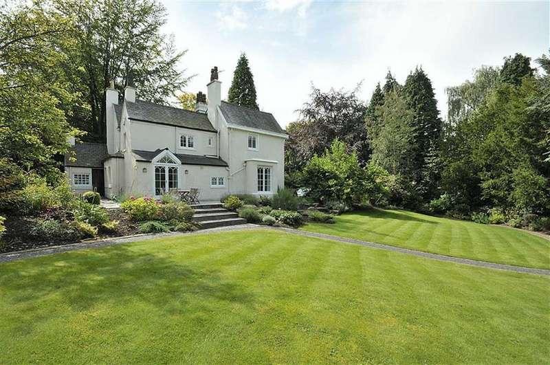 4 Bedrooms Detached House for sale in Macclesfield Road, Alderley Edge, Alderley Edge