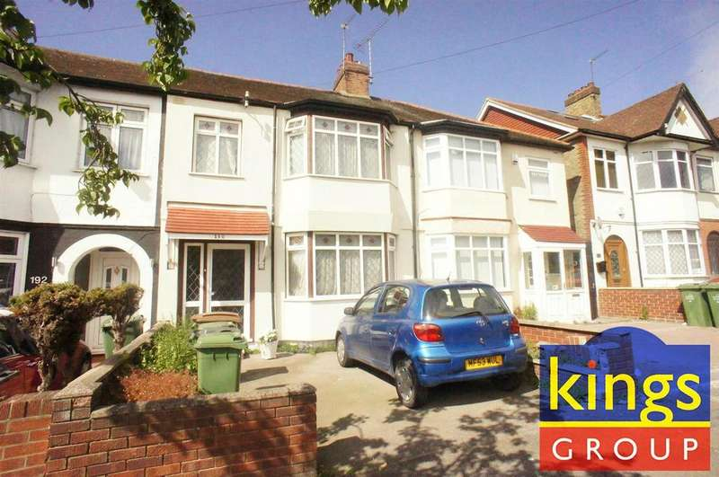 3 Bedrooms Terraced House for sale in Hampton Road, London