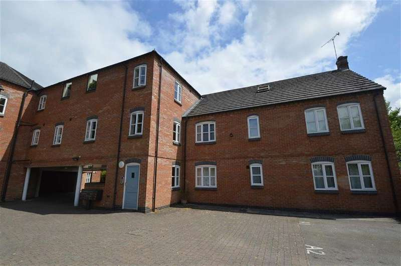 2 Bedrooms Apartment Flat for sale in Chapel Court, Evington
