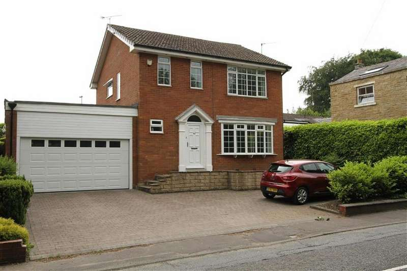 4 Bedrooms Detached House for sale in 40, Norden Road, Bamford, Rochdale, OL11