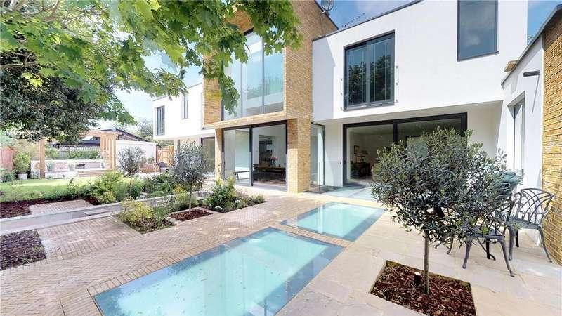 6 Bedrooms Detached House for sale in Egliston Lawns, 13 Egliston Road, London, SW15
