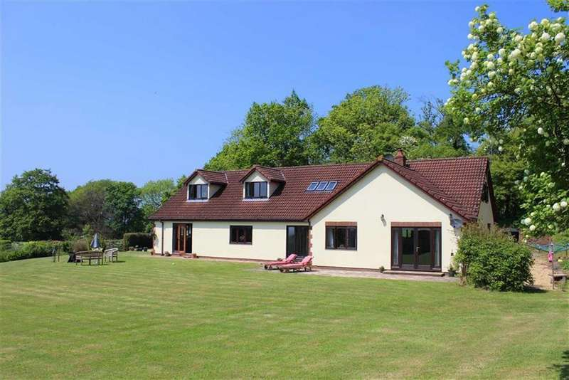 6 Bedrooms Detached Bungalow for sale in Cross Ash, Abergavenny