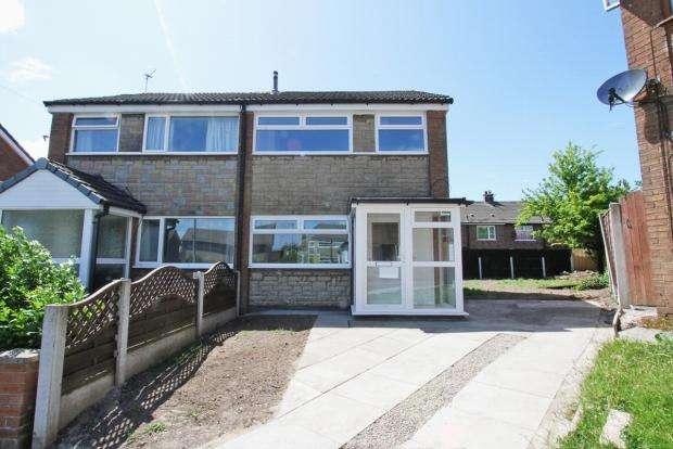 3 Bedrooms Semi Detached House for sale in Dalton Grove Ashton In Makerfield Wigan
