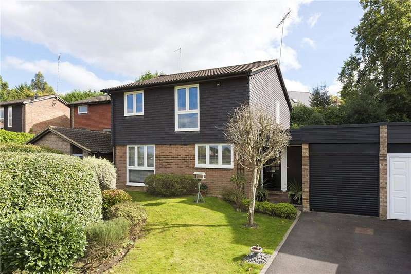 4 Bedrooms Detached House for sale in Cavendish Meads, Sunninghill, Ascot, Berkshire, SL5