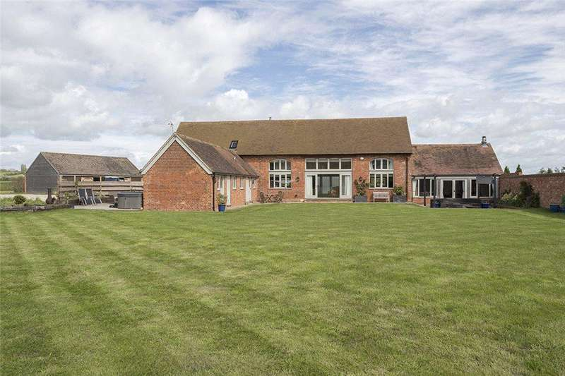 4 Bedrooms Barn Conversion Character Property for sale in Wick Road, Little Comberton, Worcestershire, WR10