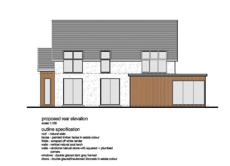 Plot Commercial for sale in Building Plot, The Wellnage, Station Road, Duns, Berwickshire