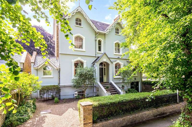 5 Bedrooms Detached House for sale in Putney Park Avenue, Putney, London, SW15