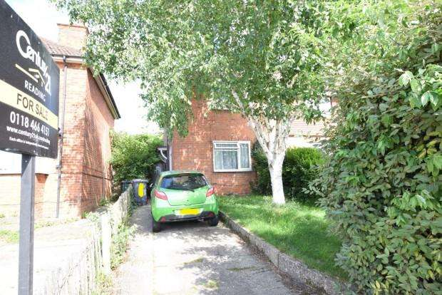 2 Bedrooms End Of Terrace House for sale in Northumberland Avenue, Reading, RG2