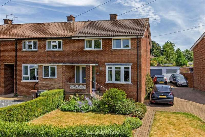 2 Bedrooms End Of Terrace House for sale in Howland Garth, St Albans, Hertfordshire