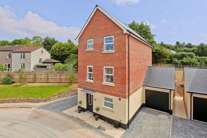 4 Bedrooms Semi Detached House for sale in Plot 30 The Harry, Greenhill, Kingsteignton