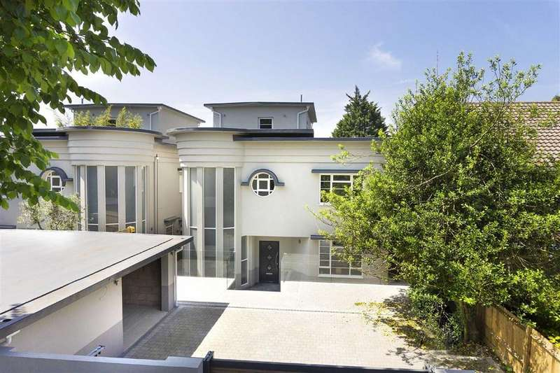 5 Bedrooms Detached House for sale in Dyke Road, Hove, East Sussex