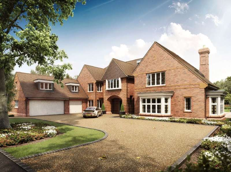 6 Bedrooms Detached House for sale in Gregories Road, Beaconsfield, Buckinghamshire, HP9