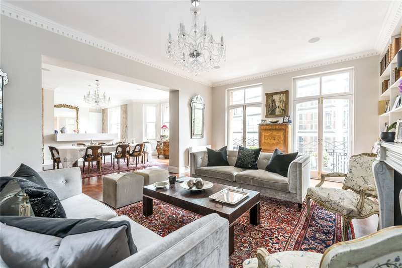 5 Bedrooms Flat for sale in Evelyn Mansions, Carlisle Place, London, SW1P