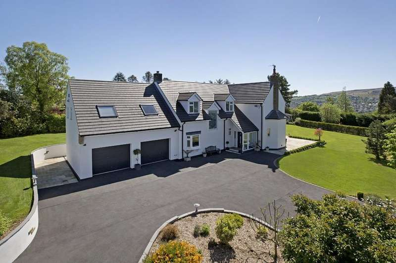 5 Bedrooms Detached House for sale in Curly Hill, Middleton, Ilkley