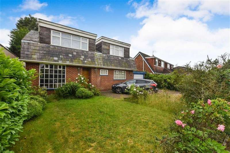 5 Bedrooms Detached House for sale in Taunton Road, Sale, M33