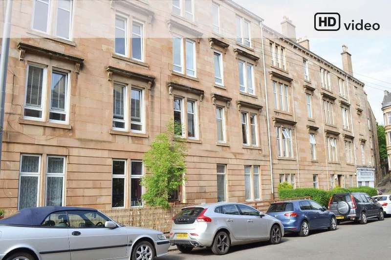 2 Bedrooms Flat for sale in McLennan Street, Flat 1/1, Mount Florida , Glasgow, G42 9DQ