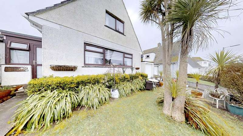 4 Bedrooms Link Detached House for sale in South View, Porthleven