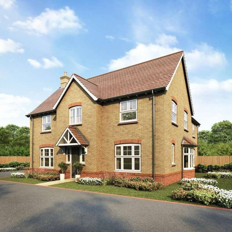 5 Bedrooms Detached House for sale in The Mulberries by Redrow, Witham