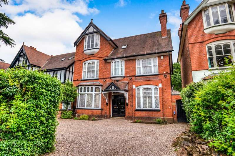 7 Bedrooms Detached House for sale in St Bernards Road, Solihull