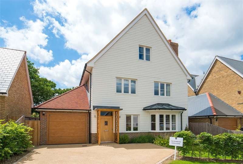 5 Bedrooms Detached House for sale in Chigwell Village, Chigwell Grange, High Road, Chigwell, IG76DP