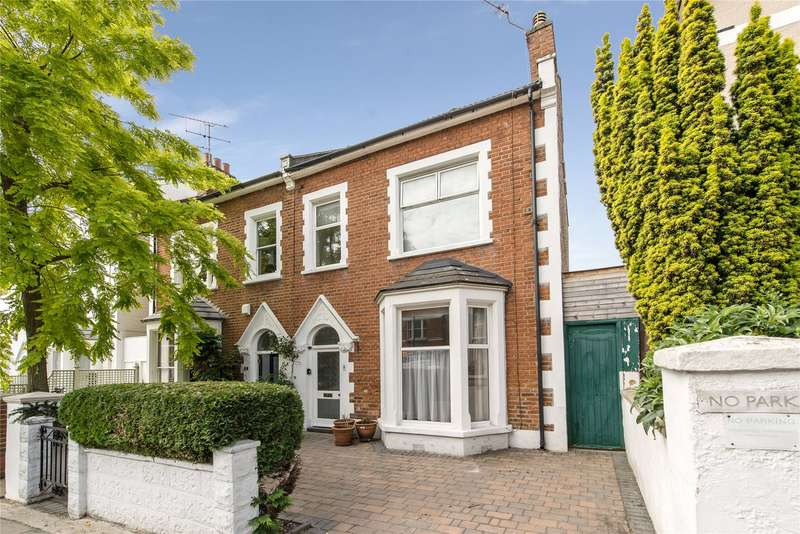 5 Bedrooms Semi Detached House for sale in Parkwood Road, Wimbledon, London, SW19