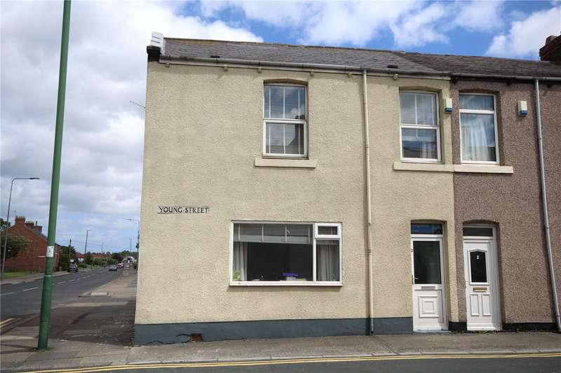 5 Bedrooms End Of Terrace House for sale in Young Street, Gilesgate, Durham, DH1