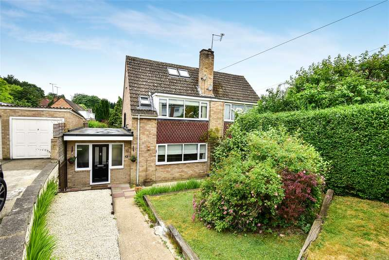 5 Bedrooms Semi Detached House for sale in Chiltern Road, Sandhurst, Berkshire, GU47