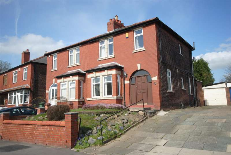 3 Bedrooms Semi Detached House for sale in Whitley Crescent, Whitley, Wigan
