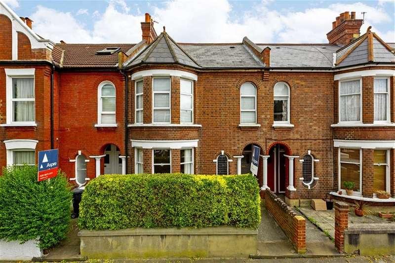 2 Bedrooms Maisonette Flat for sale in Glenfield Road, Balham