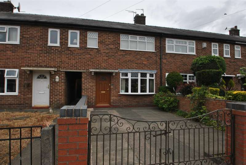 2 Bedrooms Terraced House for sale in Buttermere Avenue, ORFORD, Warrington, WA2