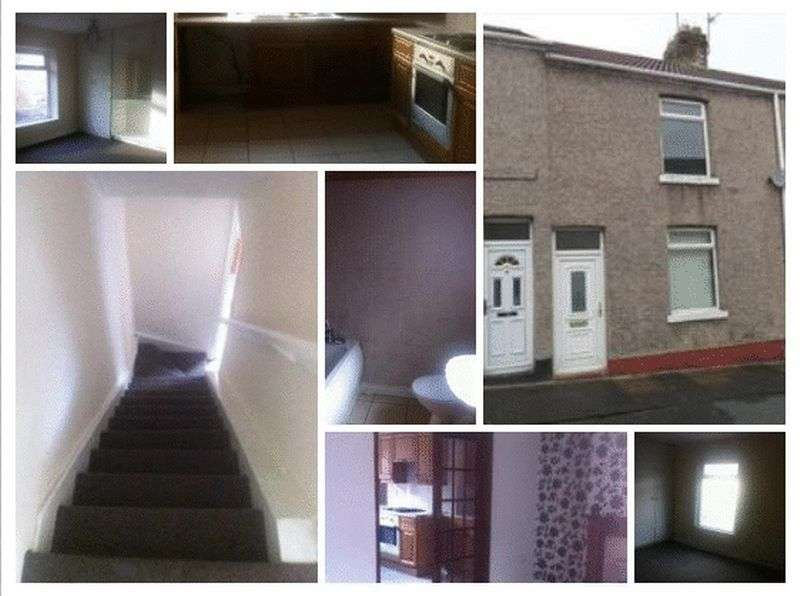 2 Bedrooms Property for sale in Stratton Street, Spennymoor