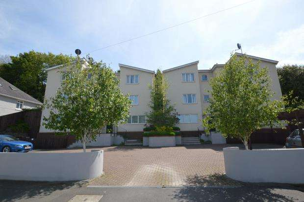 2 Bedrooms Flat for sale in Blackberry Court, 78 Billacombe Road, Plymouth, Devon